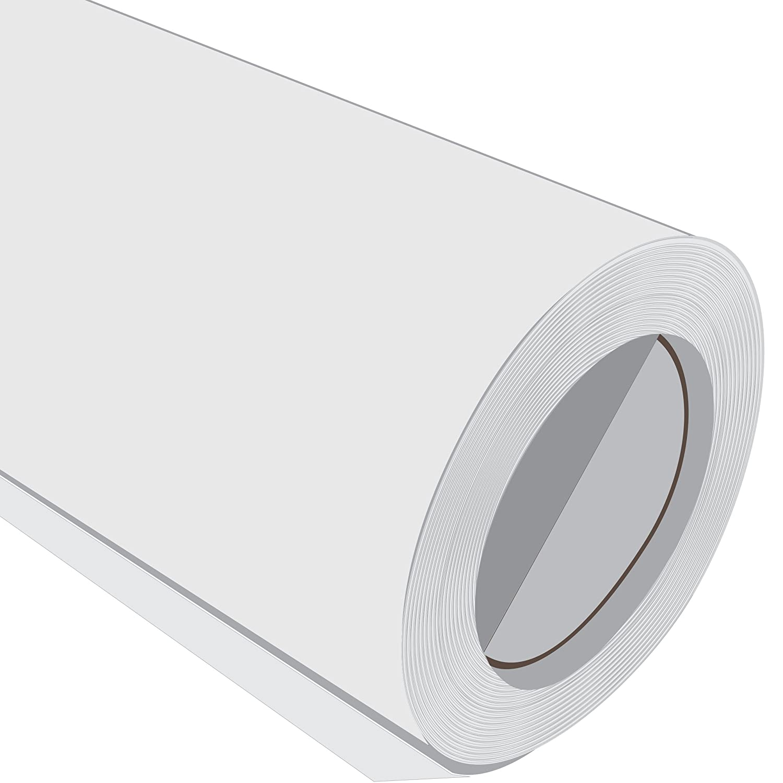 2 Metre (2 HD m) rollo de HD (2 transparente claro brillante 610 mm de ancho Vinilo autoadhesivo 7dc168