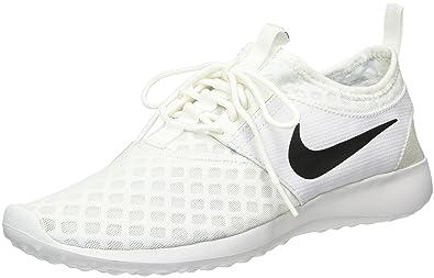 NIKE 724979-101 Women\u0027s Juvenate Running Shoes, White/Black, ...