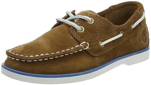 Timberland Seabury Classic 2eye Boatrubber Hammer II, Náuticos para Niños: Amazon.es: Zapatos y complementos