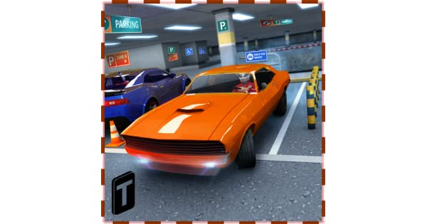 Amazon Com Multi Storey Car Parking 3d Appstore For Android