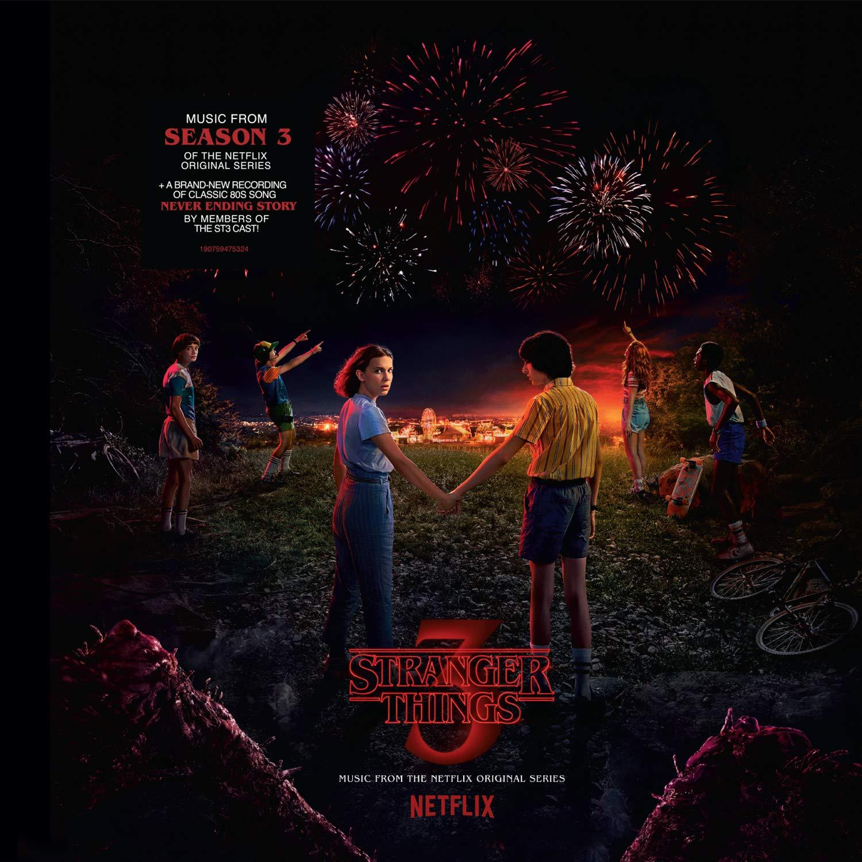 B.s.o. Stranger Things: Soundtrack From The Netflix Original Series, Season 3: Varios, Varios: Amazon.es: Música