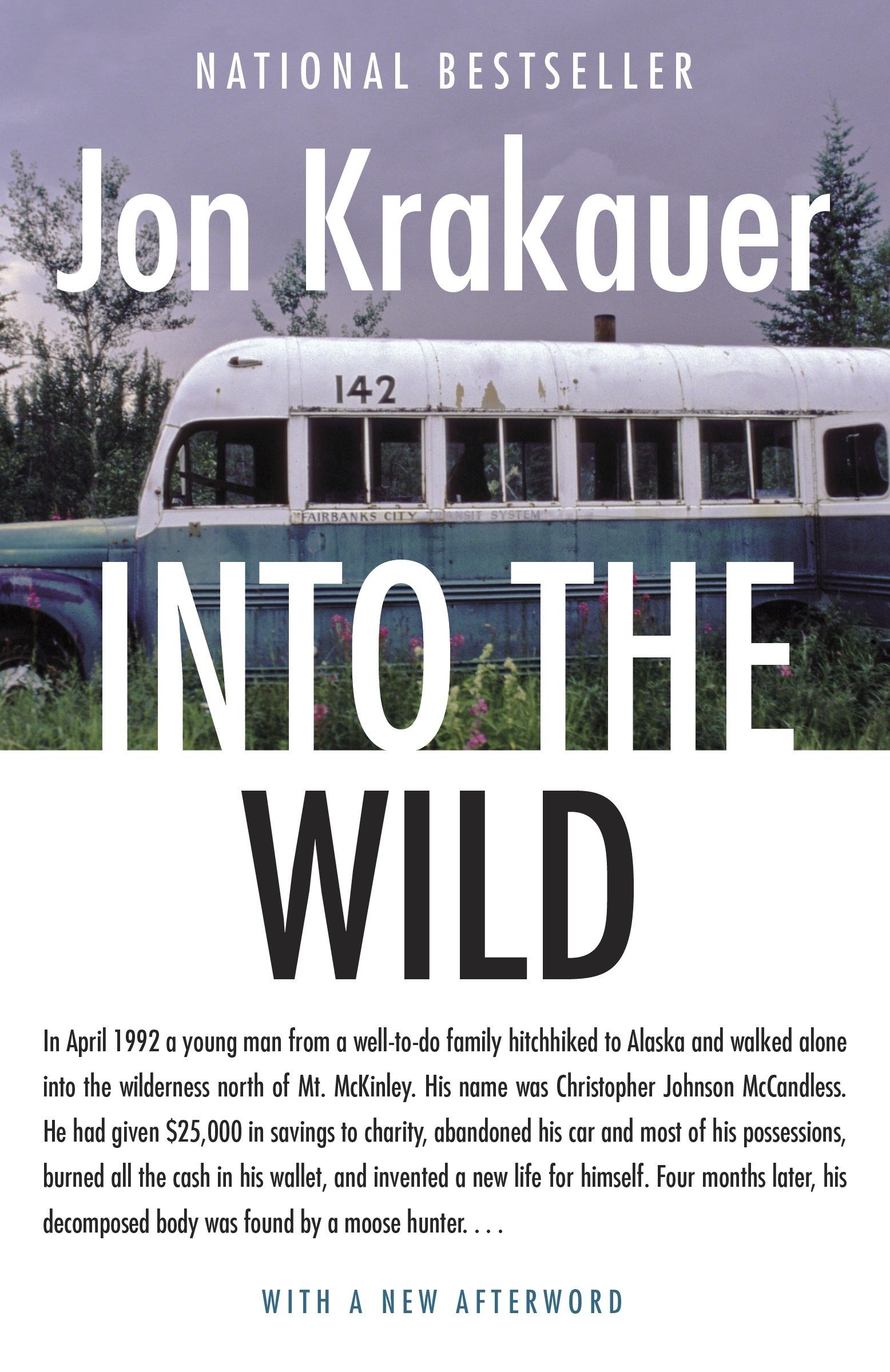 Image result for Jon Krakauer into the wild