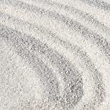 砂場用乾燥砂 さらさらあそび砂【ホワイト】 20kg(13.3L)【放射線量報告書付き】