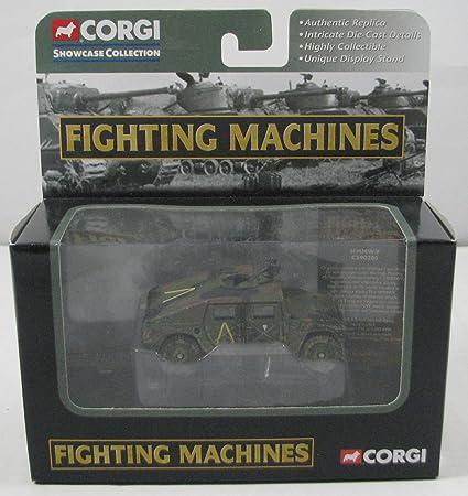 Amazon com: Corgi Showcase Collection Fighting Machines