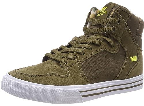d9dcb936f428 Supra Vaider LC Sneaker White  Supra  Amazon.ca  Shoes   Handbags