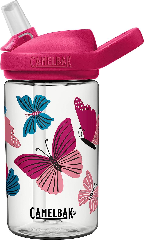 CamelBak BPA Free Eddy Botella de ciclismo para ni/ños