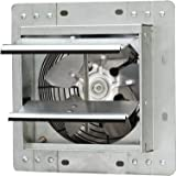 Amazon Price History for:iLIVING Wall-Mounted Variable Speed Shutter Exhaust Fan
