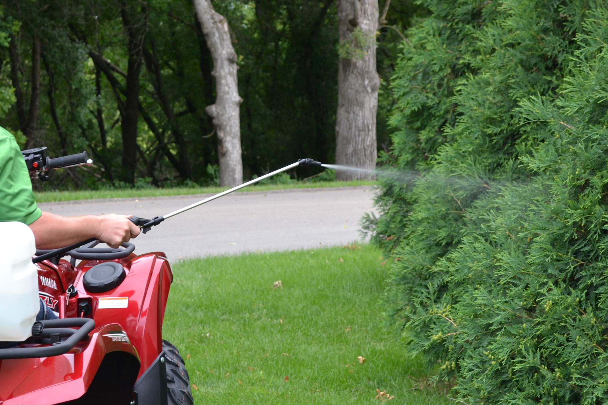 Master Manufacturing SSO-01-015A-MM 15 Gallon Spot Sprayer-Everflo 2.2 GPM by Master Manufacturing (Image #6)