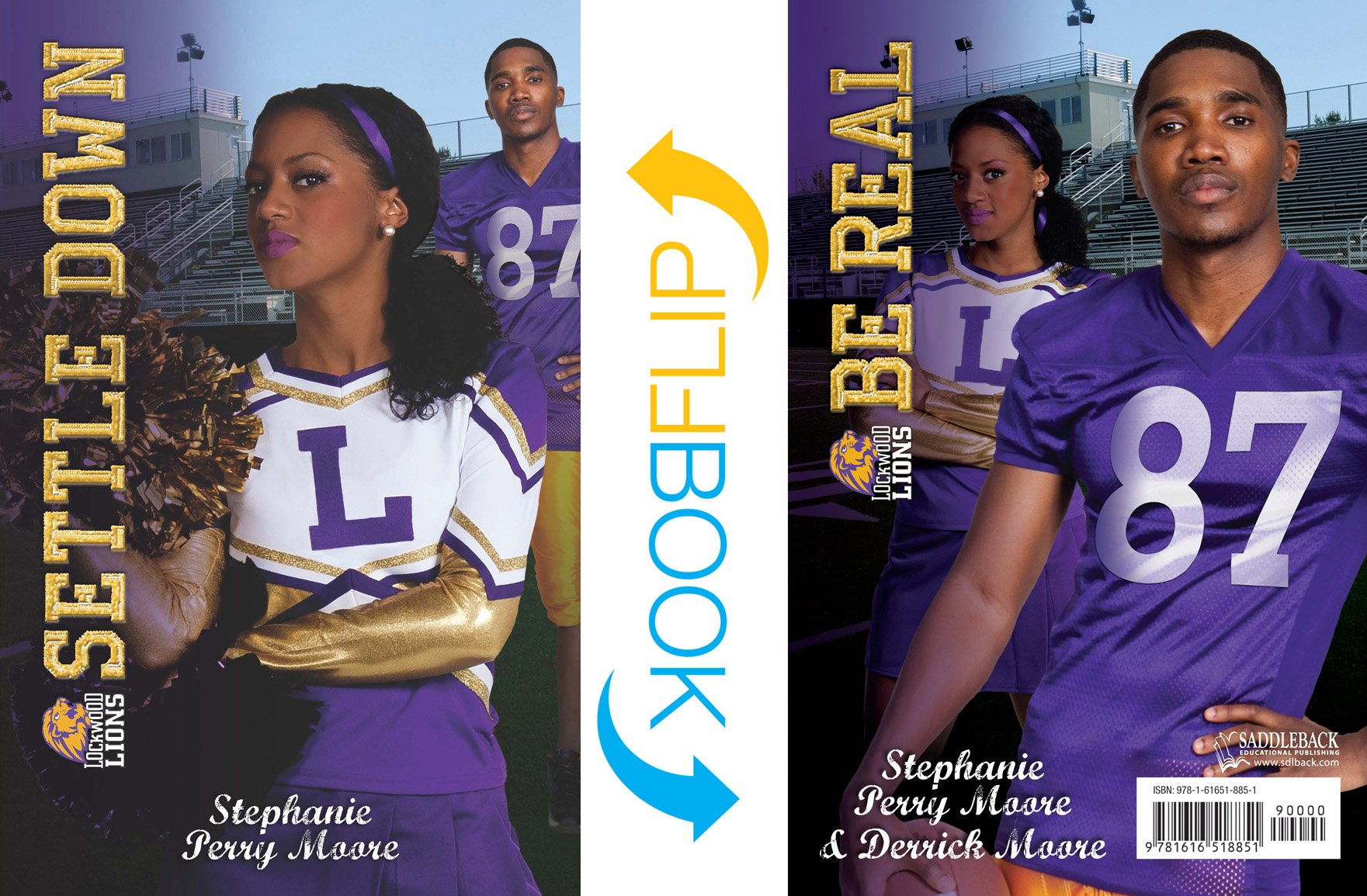 Download Settle Down / Be Real (Cheer Drama / Baller Swag) (Lockwood High Series) (Lockwood Lions) pdf