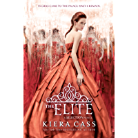 The Elite (The selection Book 2) book cover