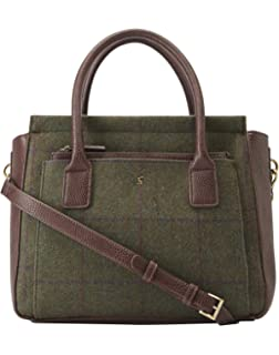 Joules Chesham Tweed Womens Bag Hand Hardy One Size