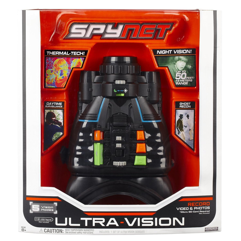 amazoncom spy net eye clops ultra vision goggles toys games