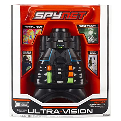 61db241bcc5b46 Amazon.com  SpyNet Ultra Vision Goggles with 5 Vision Modes by Jakks ...