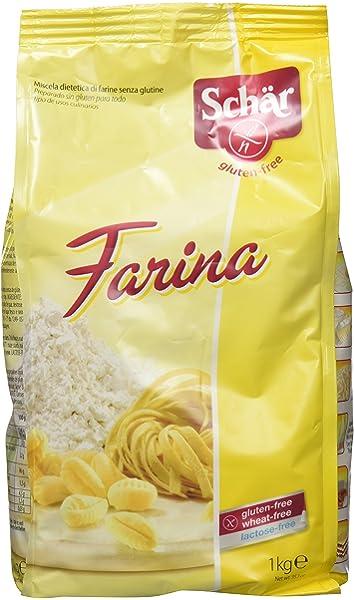 Dr. Schar Mix B Harina sin Gluten - 1 Kgr: Amazon.es: Amazon Pantry