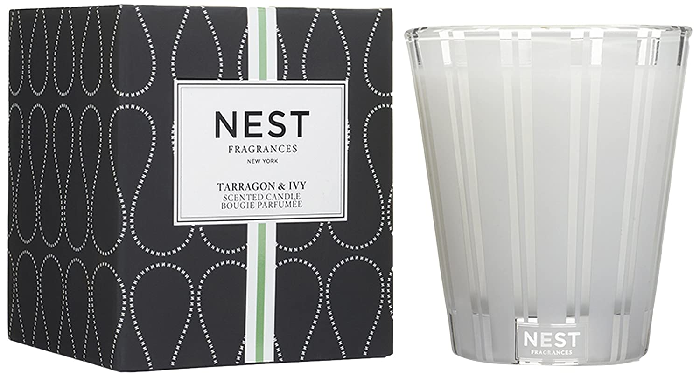 NEST Fragrances Classic Candle 8.1 oz NEST01-TI Tarragon /& Ivy