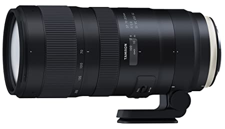 TAMRON SP 70-200mm F/2.8 Di VC USD G2 Lens for Canon DSLR Camera Camera Lenses at amazon