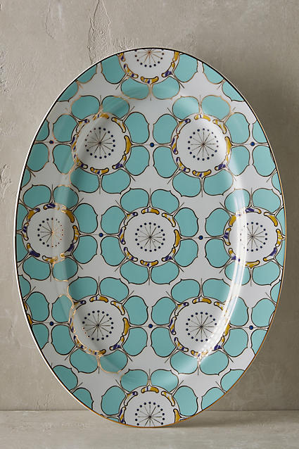 Forbury Small Serving Platter - anthropologie.c​om