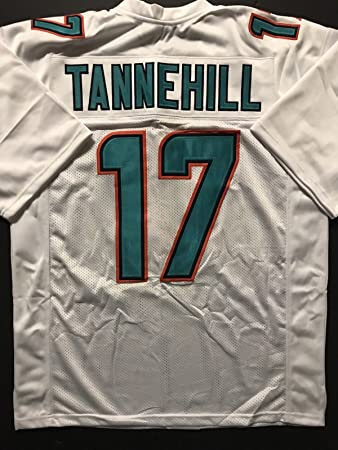 Unsigned Ryan Tannehill Miami White Custom Stitched Football Jersey Size XL  New No Brands Logos 3b4780235