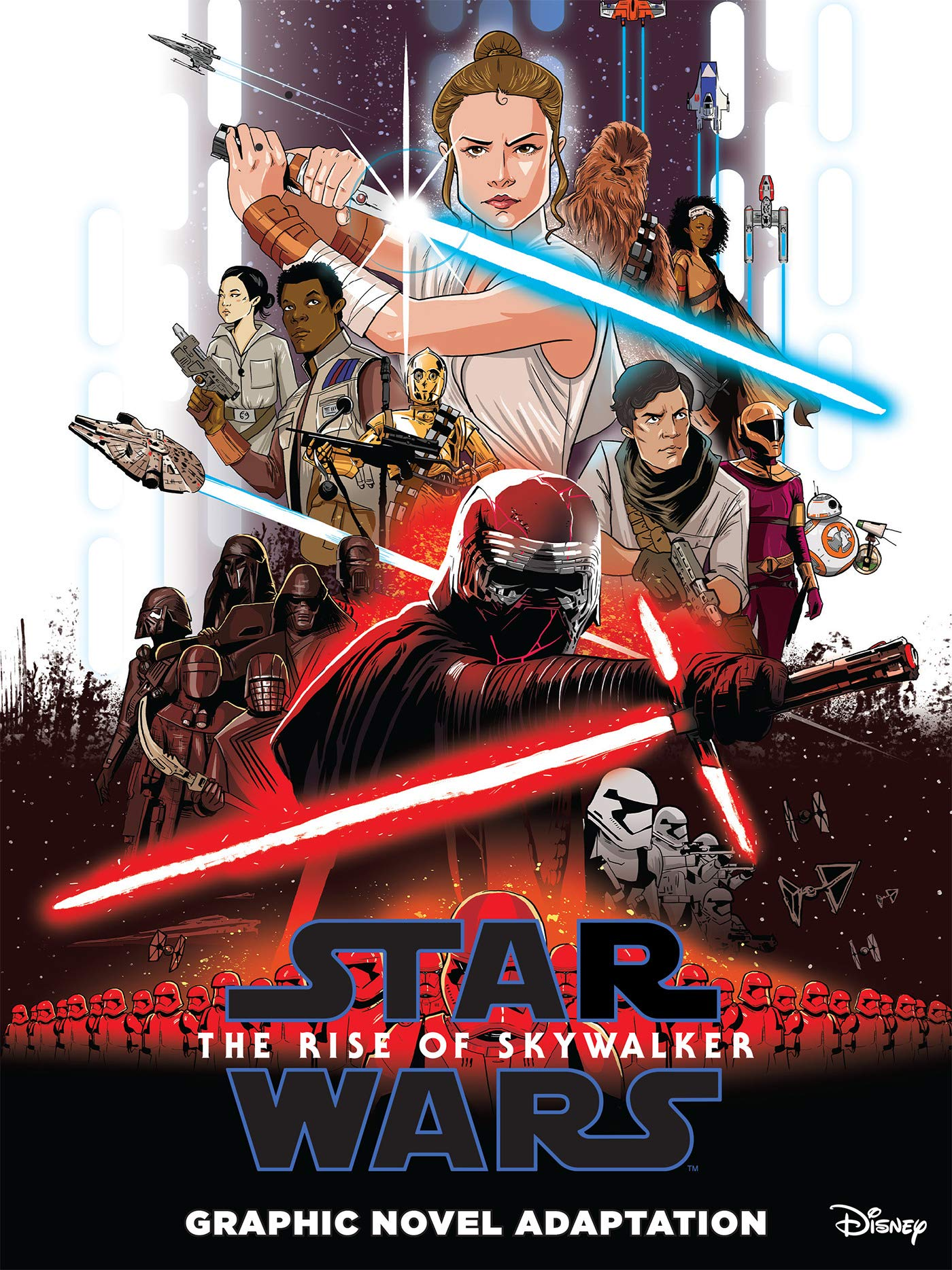 The Rise of Skywalker Graphic Novel ...
