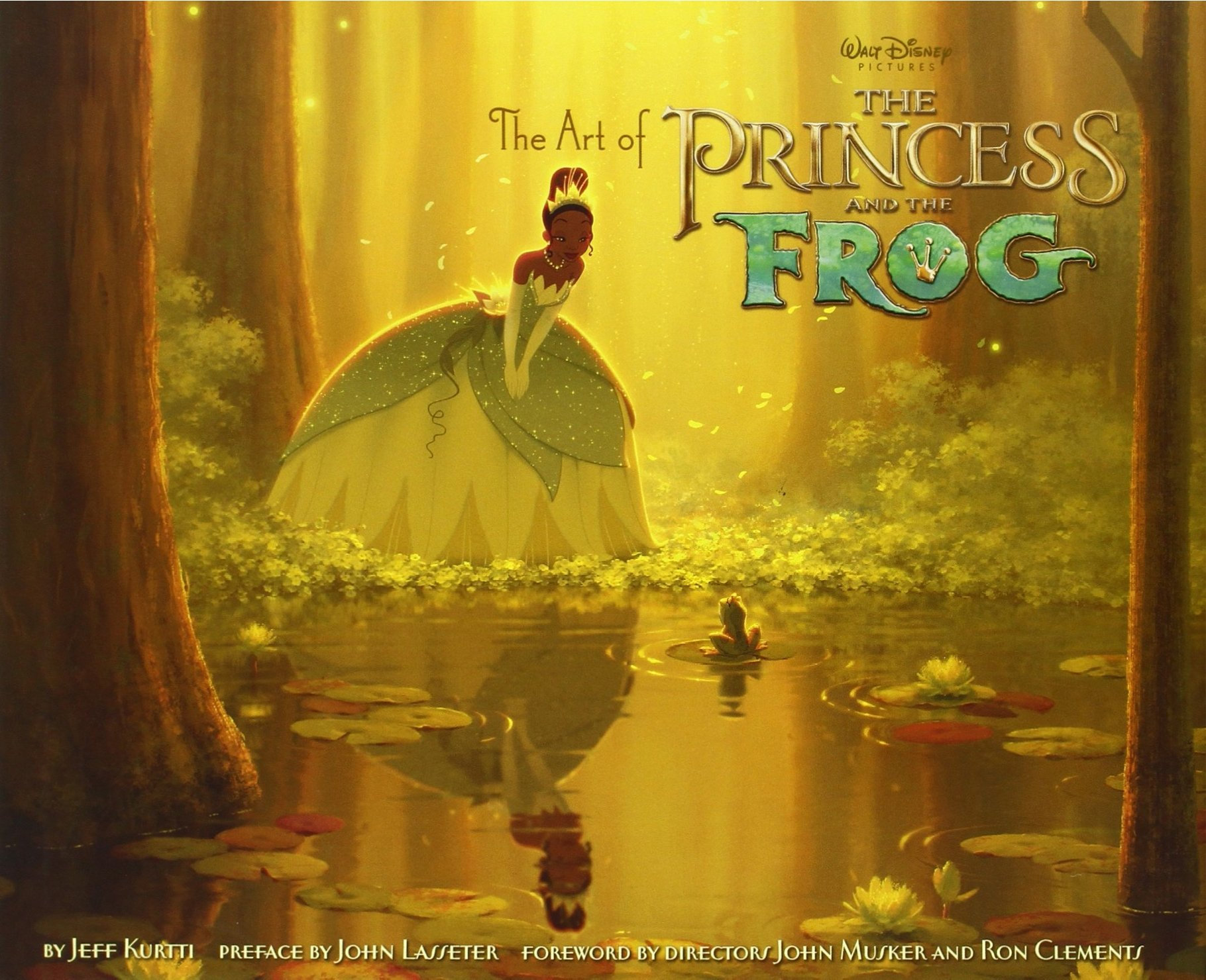 Read Online The Art of The Princess and the Frog ebook