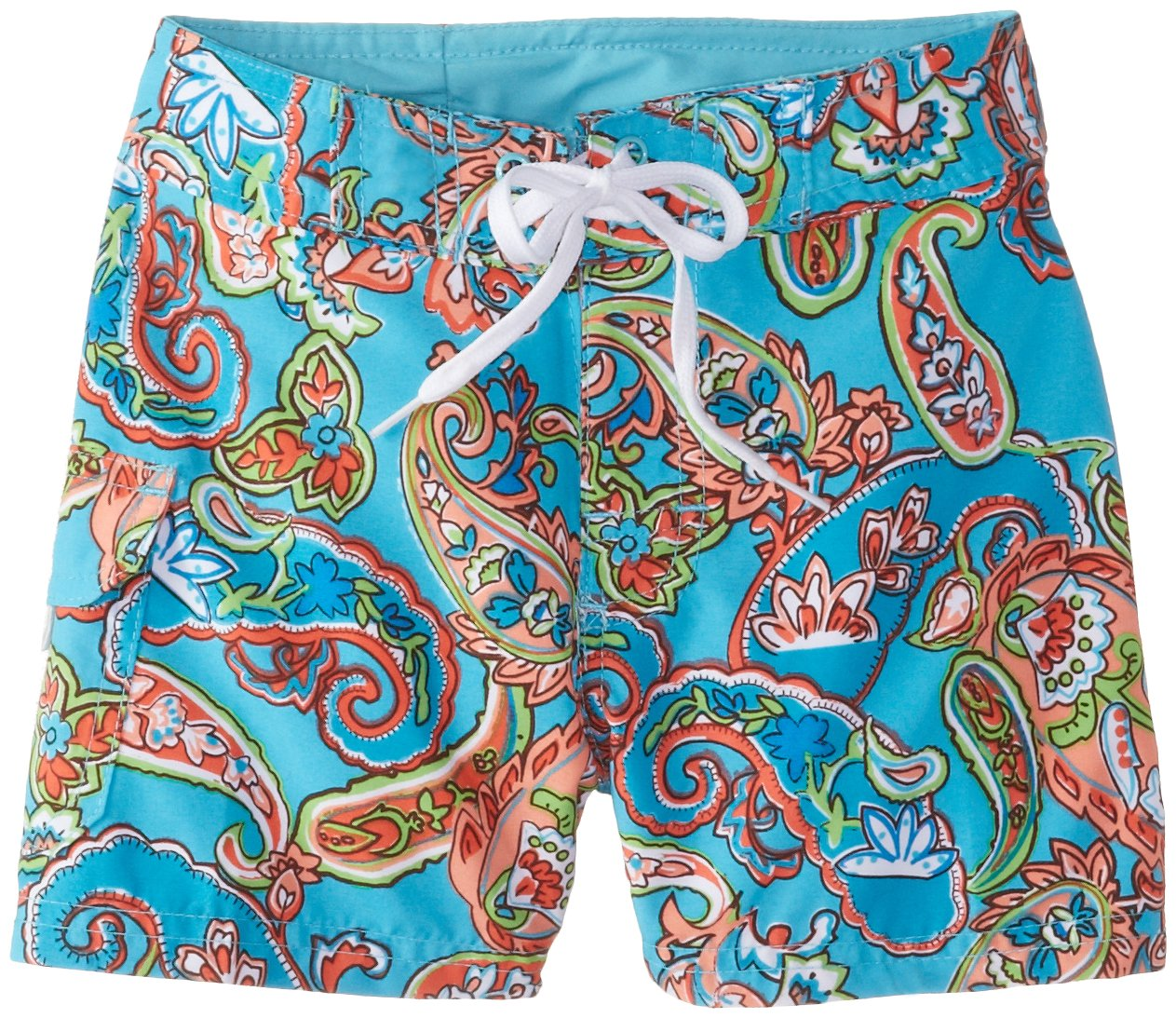 Kanu Surf Girls' Patterned Boardshorts 2500