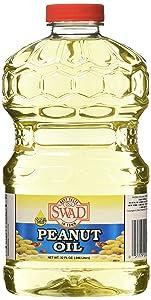 Great Bazaar Swad Peanut Oil, 32 Ounce