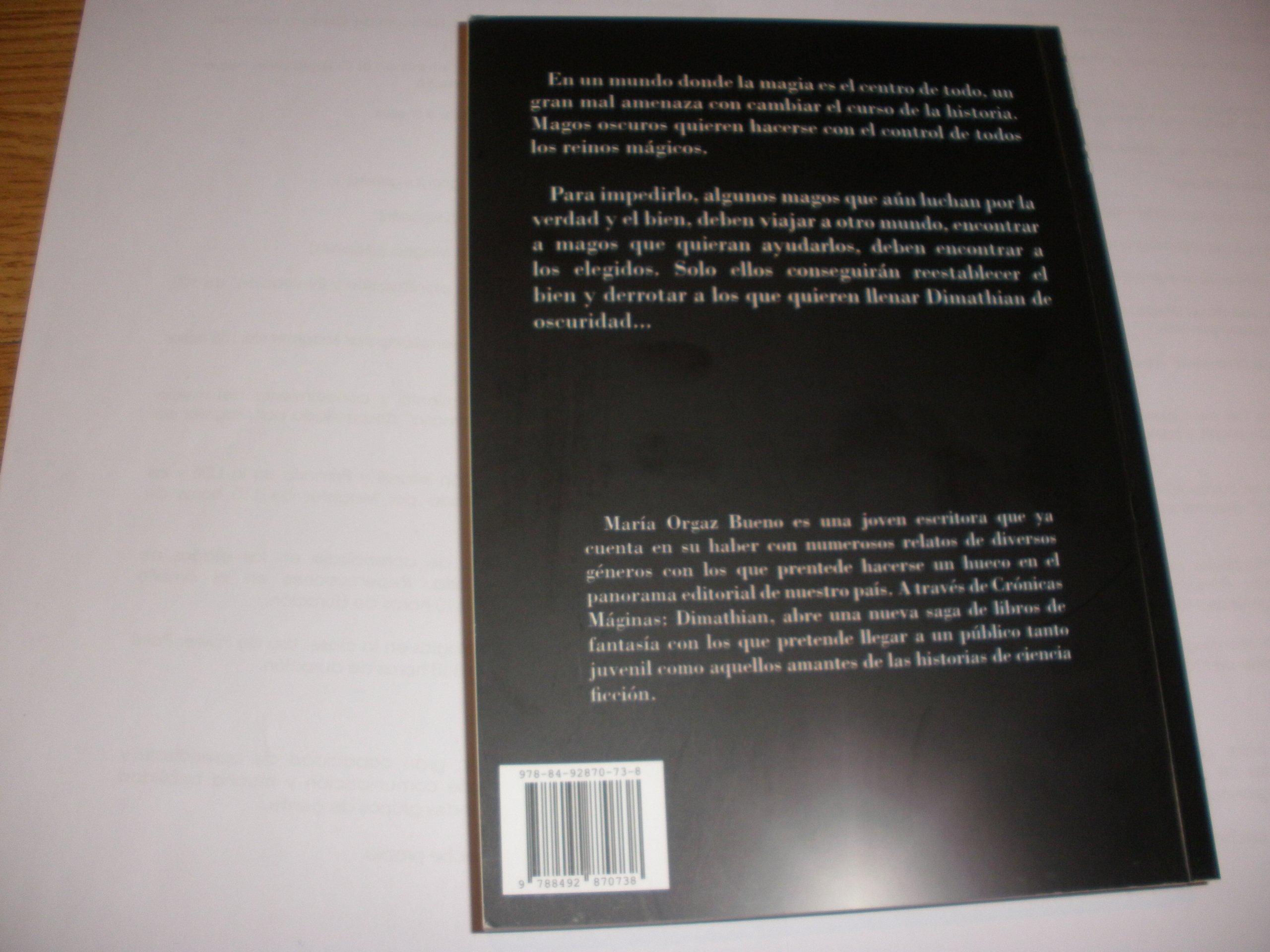 Dimathian: Amazon.es: María Orgaz Bueno: Libros