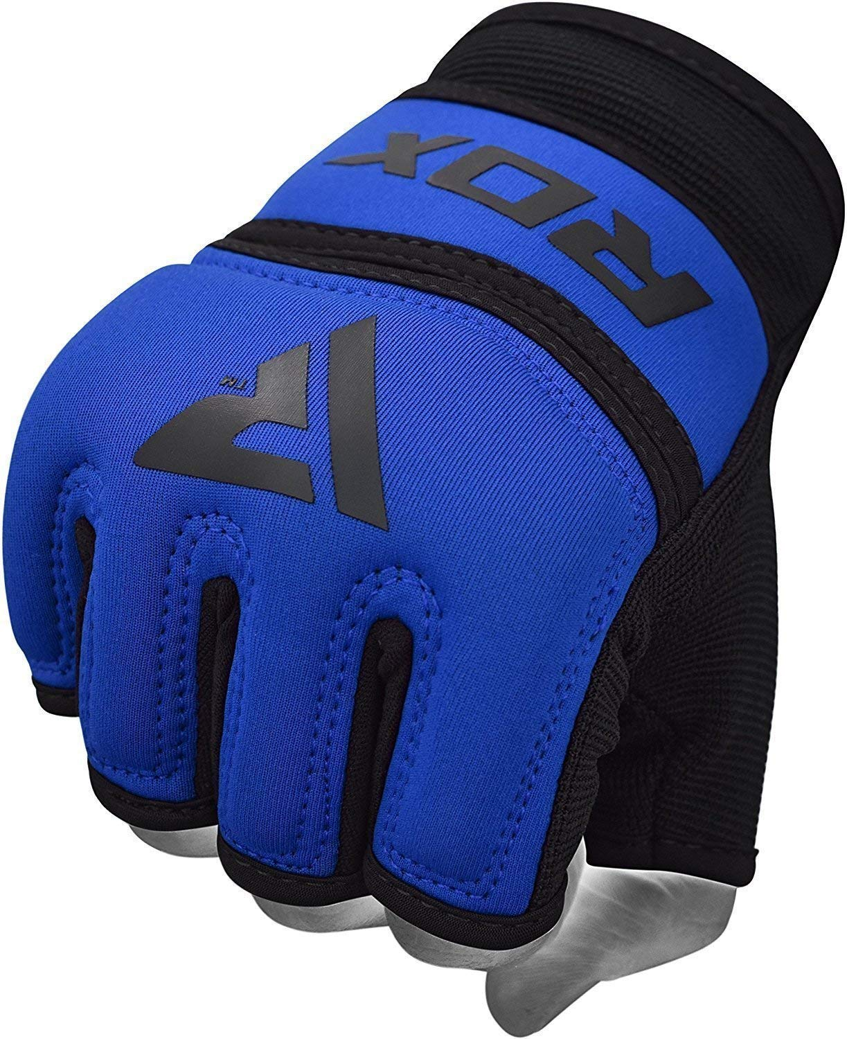 RDX Hand Wraps Boxing Inner Gel Gloves Under MMA Fist Knuckle Protector Muay Thai Fist Bandages Neoprene Padded Kickboxing Mitts
