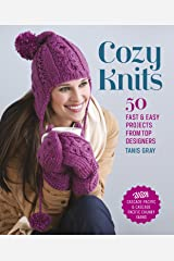 Cozy Knits: 50 Fast & Easy Projects from Top Designers Kindle Edition