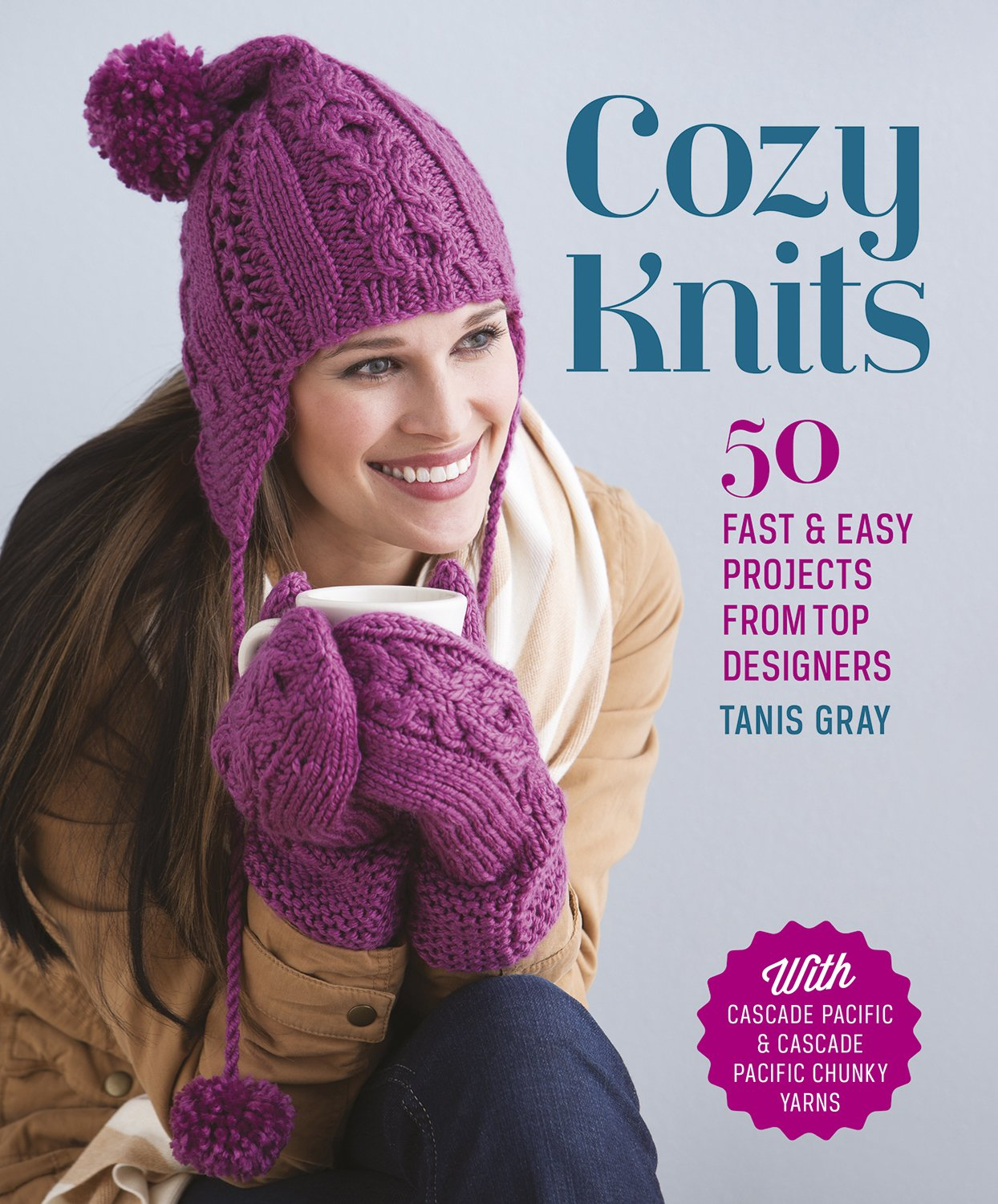 Cozy Knits Fast Projects Designers