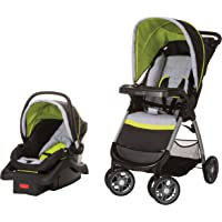 Safety 1st Amble Quad Travel System with Onboard 22 Infant Car Seat (Polynesian)