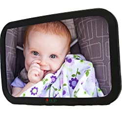 Top 9 Best Baby Car Mirrors (2020 Reviews & Buying Guide) 7