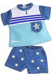 Amazon.es: Nenuco Pack de ropita Deluxe B (Famosa) (700013823 ...