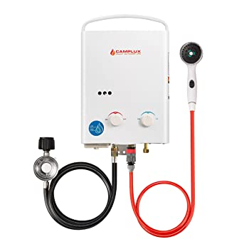 Camplux 5L Propane Tankless Water Heater
