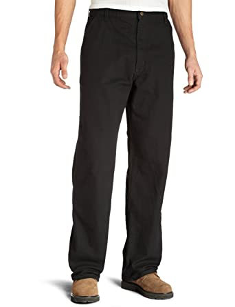 Amazon.com: Carhartt Men's Washed Duck Work Dungaree Utility Pant ...