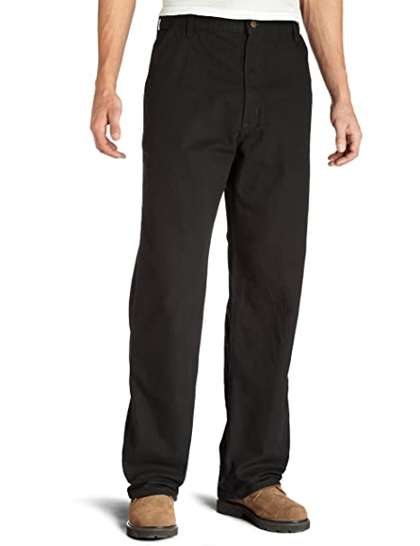 2bab4bb766 Carhartt Men's Washed Duck Work Dungaree Pant: Amazon.ca: Clothing ...