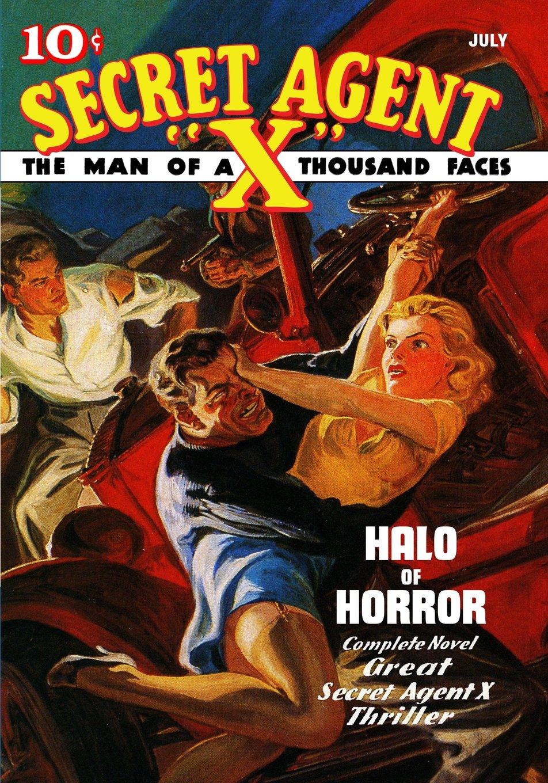 "Download Secret Agent ""X"" - Halo Of Horror pdf"