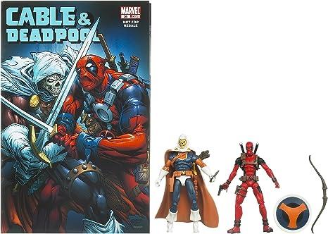Marvel Universe Deadpool and Taskmaster - Figura de cómic (4 Pulgadas): Amazon.es: Juguetes y juegos