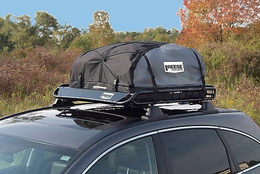 Reese 1040900 Steel Rooftop Basket