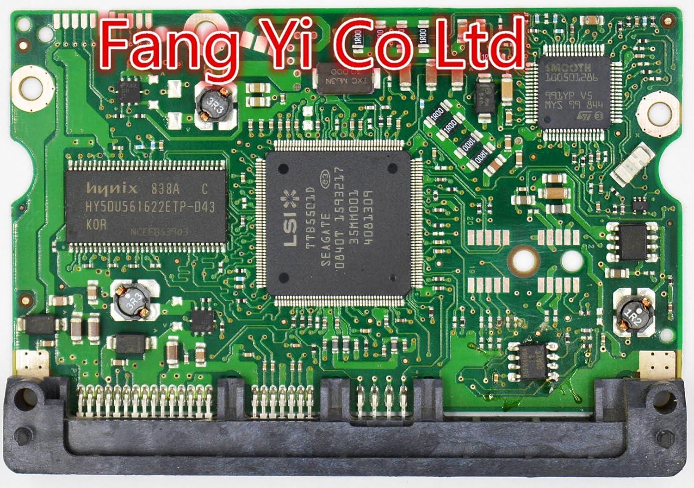 ST3500320AS , ST3500620AS , ST3500820AS , Seagate HDD PCB SATA 3.5 , PCB 100466725 REV A DLAJ-4 , 100468974 , 100468972