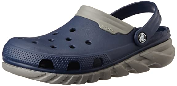 48c1bacb0eea crocs Unisex Duet Max Clogs and Mules  Buy Online at Low Prices in India -  Amazon.in
