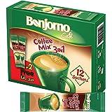 Bonjorno Café Coffee Mix 3in1 Stick 16g (12 Sticks)