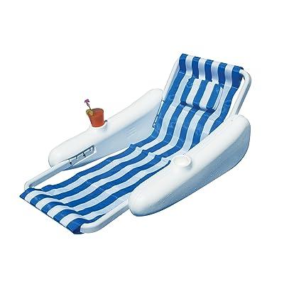 Swimline SunChaser Sling Style Lounge Pool Float - 10000M: Garden & Outdoor