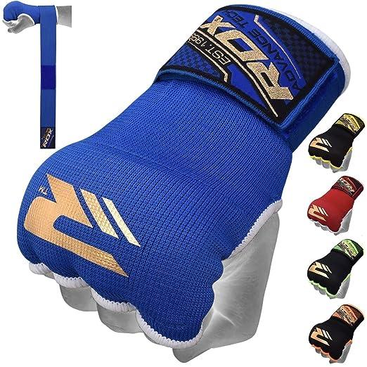 172 opinioni per RDX Fasce Boxe Bende Per Mani Polsi Elastiche Pugilato Bendaggi MMA Guanti