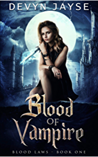 Image result for Blood of Vampire (Blood Laws Book 1)