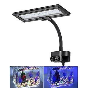 Hygger Blue White LED Aquarium Lights