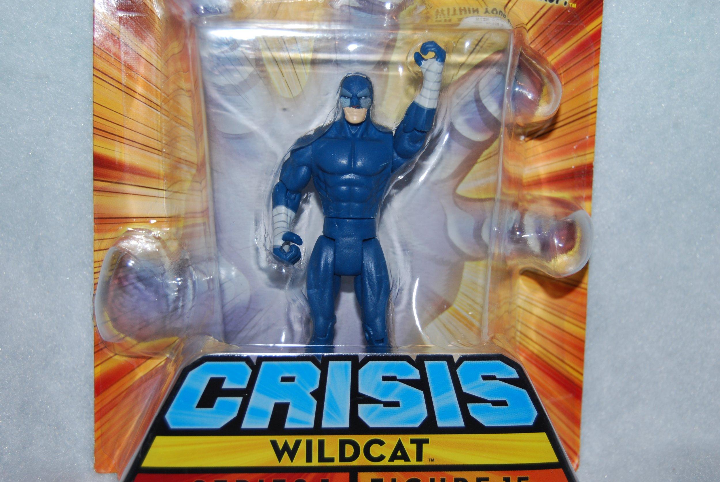 DC Universe Infinite Heroes Wildcat