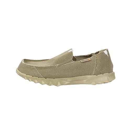 Hey Dude Shoes Men's Farty Classic Oat Slip On / Mule UK6 / EU40