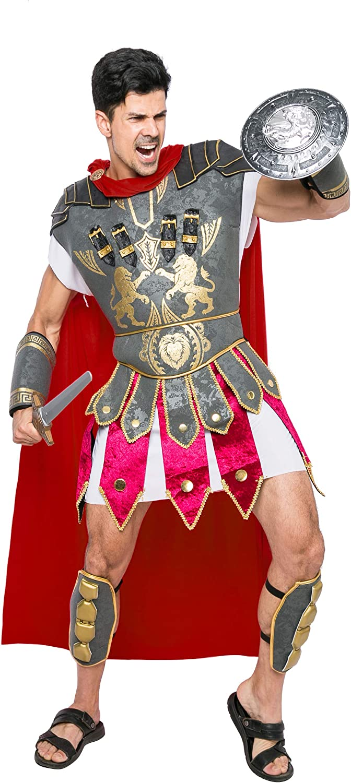 Spooktacular Creations Gladiador Romano Traje determinada para ...
