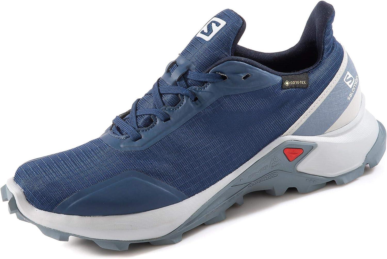 Amazon.com   Salomon Women's Alphacross GTX W Trail Running Shoe   Trail  Running
